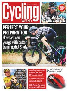 Cycling Weekly - August 24, 2017