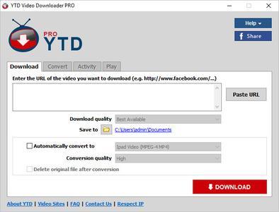 YTD Video Downloader Pro 5.9.13.5 Multilingual