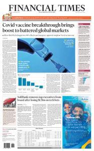 Financial Times USA - November 10, 2020