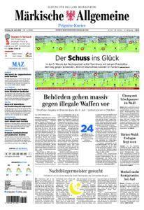 Märkische Allgemeine Prignitz Kurier - 25. Juni 2018
