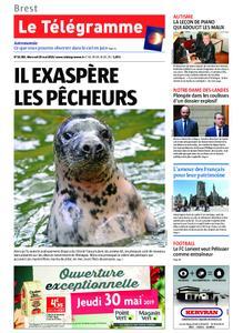 Le Télégramme Brest – 29 mai 2019
