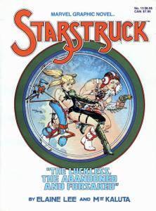 Marvel Graphic Novel 13 - Starstruck 1984
