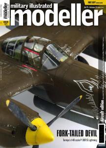 Military Illustrated Modeller - Issue 121 - October 2021