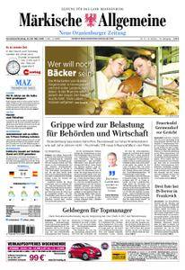 Neue Oranienburger Zeitung - 24. März 2018