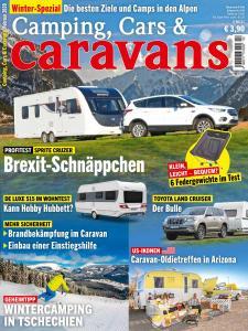 Camping, Cars & Caravans - Februar 2020
