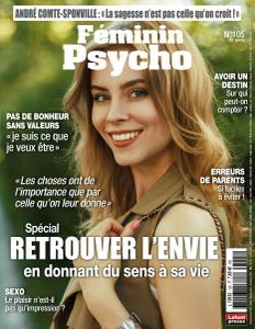 Féminin Psycho - Août-Octobre 2021