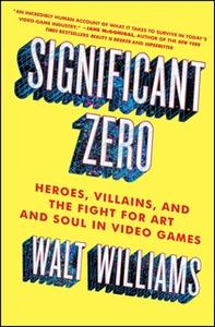 «Significant Zero» by Walt Williams