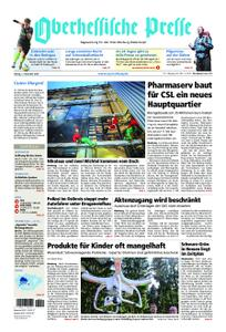 Oberhessische Presse Marburg/Ostkreis - 07. Dezember 2018