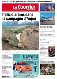Le Courrier de l'Ouest Nord Anjou – 25 septembre 2019