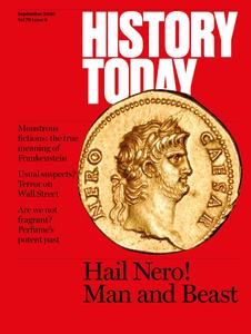 History Today - September 2020