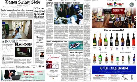 The Boston Globe – December 30, 2018