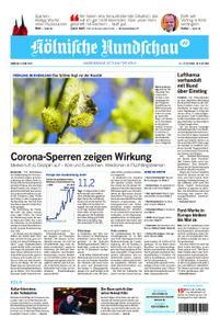 Kölnische Rundschau Wipperfürth/Lindlar – 04. April 2020