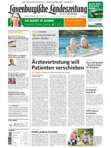 Lauenburgische Landeszeitung - 07. September 2017