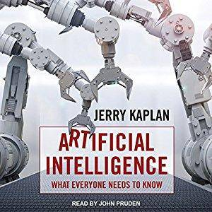 Artificial Intelligence: What Everyone Needs to Know [Audiobook]