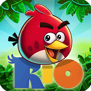 Angry Birds Rio v2.6.1 + Mod for Android
