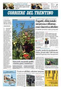 Corriere del Trentino – August 25, 2018