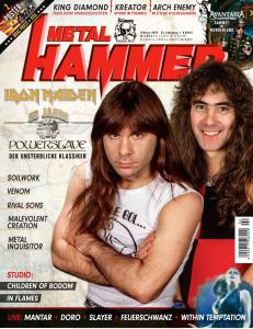 Metal Hammer Germany - Februar 2019