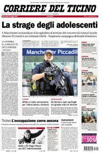 Corriere del Ticino - 24 Maggio 2017