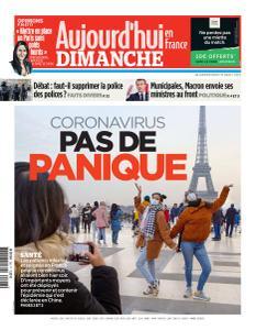 Aujourd'hui en France - 26 Janvier 2020