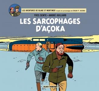 Blake & Mortimer - Intégrale - Les sarcophages d'Açoka