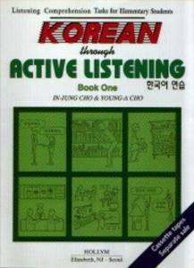 Korean Through Active Listening: Book 1