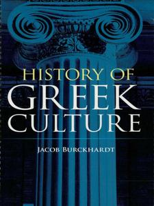 History of Greek Culture