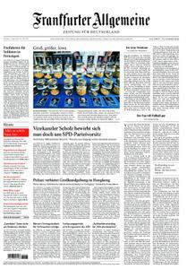 Frankfurter Allgemeine Zeitung F.A.Z. - 17. August 2019