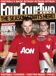 FourFourTwo UK - September 2011
