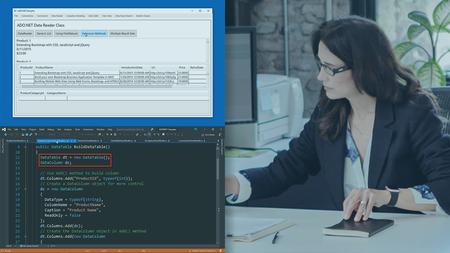 ADO.NET Fundamentals in C#