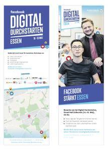 NRZ Neue Ruhr Zeitung Essen-Postausgabe - 12. Mai 2018