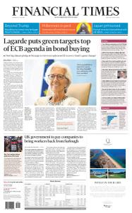 Financial Times USA - July 9, 2020