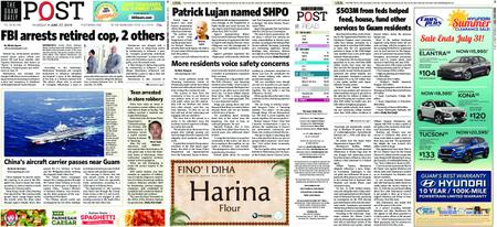 The Guam Daily Post – June 27, 2019