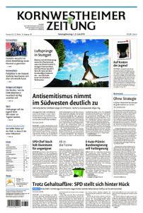 Kornwestheimer Zeitung - 01. Juni 2019