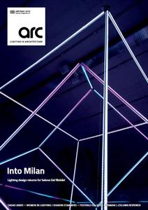 Arc Lighting in Architecture - April-May 2019