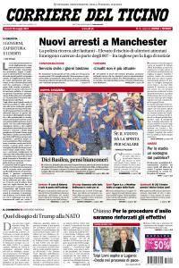 Corriere del Ticino - 26 Maggio 2017