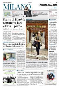Corriere della Sera Milano – 07 settembre 2019