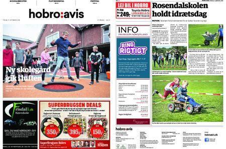 Hobro Avis – 11. september 2018