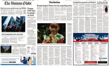 The Boston Globe – October 04, 2018