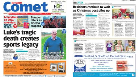 The Comet Hitchin – December 17, 2020