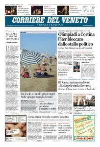 Corriere del Veneto Vicenza e Bassano - 21 Aprile 2018