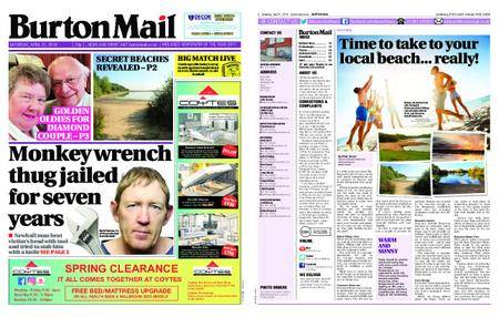 Burton Mail – April 21, 2018