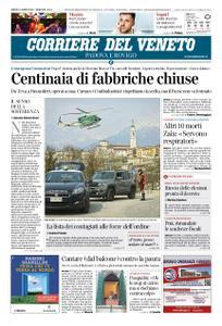 Corriere del Veneto Padova e Rovigo – 14 marzo 2020
