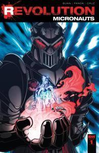 Micronauts - Revolution 001 2016 Digital Knight Ripper-Empire