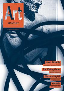 Art Monthly - October 2017   No 410