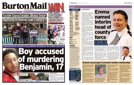Burton Mail – June 16, 2021