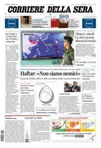 Corriere della Sera - 12 Agosto 2017