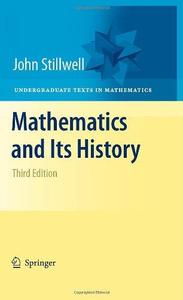 Mathematics and Its History (Repost)