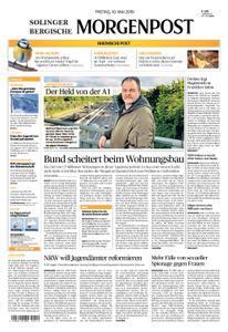 Solinger Morgenpost – 10. Mai 2019