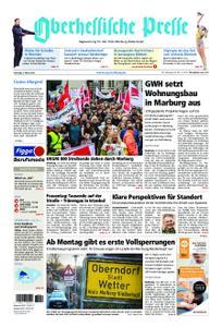 Oberhessische Presse Marburg/Ostkreis - 09. März 2019