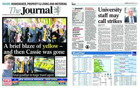 The Journal – January 27, 2018